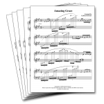 Sheet Music Bundle #1